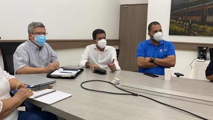 Alcalde de Soledad establece comisión de trabajo interinstitucional para constituir sede de Uniatlántico en el municipio