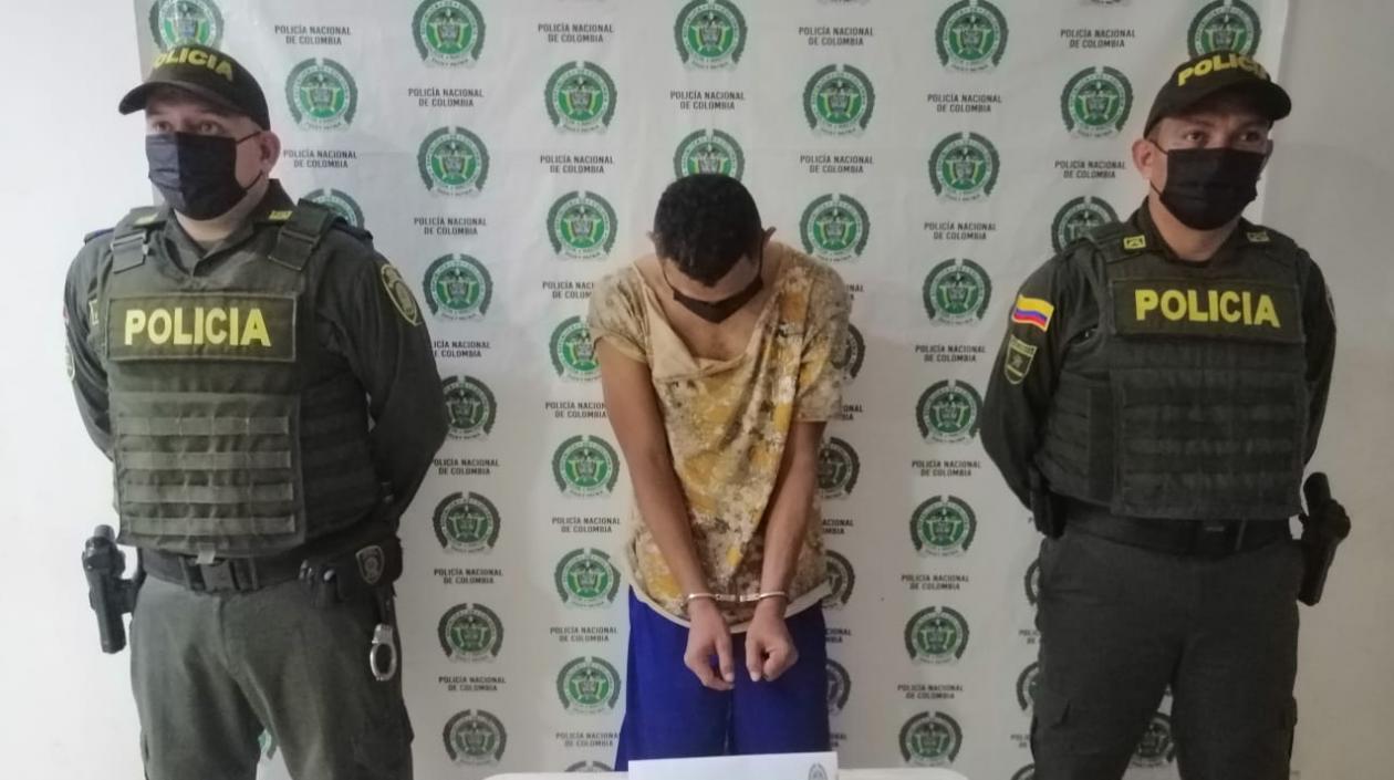 Alias 'Margarito', presunto integrante del 'Clan del Golfo' en Bolívar, fue enviado a la cárcel