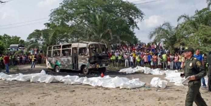 Condena millonaria a Iglesia Pentecostal Unida de Colombia por muerte de 33 niños en Fundación