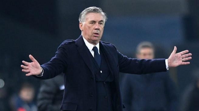 Carlo Ancelotti vuelve a ser el técnico del Real Madrid