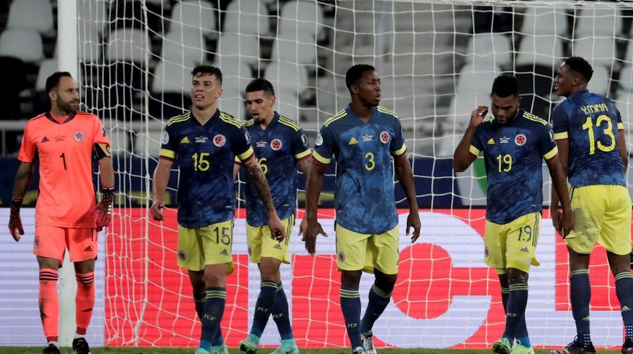 Federación Colombiana de Fútbol radica queja ante Conmebol por arbitraje del partido ante Brasil