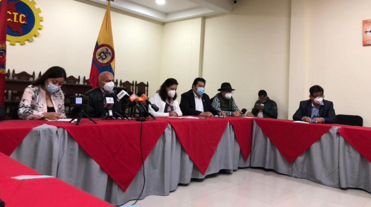 Comité del Paro anuncia que se suspenden todas las movilizaciones en Colombia