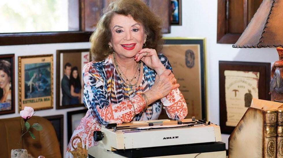 """Adiós para siempre a Delia Fiallo """"La madre de la telenovela latinoamericana"""""""