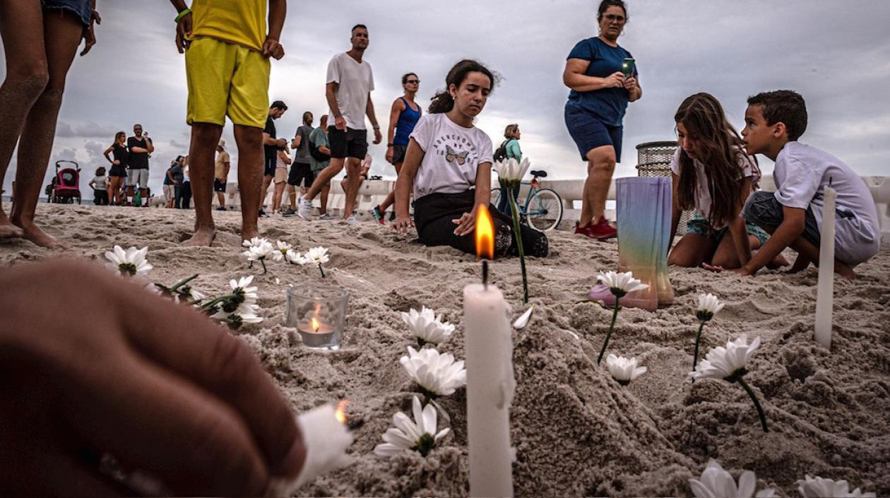 Frustración y desesperación por el lento proceso de rescate en colapso de edificio de Miami