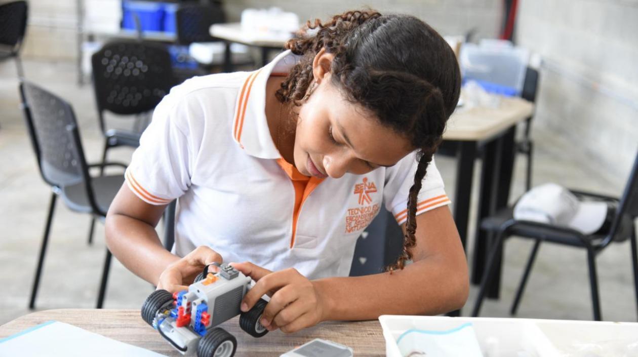 Sena abre 3.500 cupos en 111 programas educativos en el Atlántico