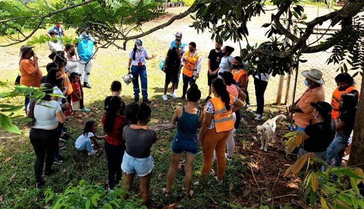EPM renovó contrato con la Cruz Roja para la gestión del riesgo en el Proyecto Hidroeléctrico Ituango