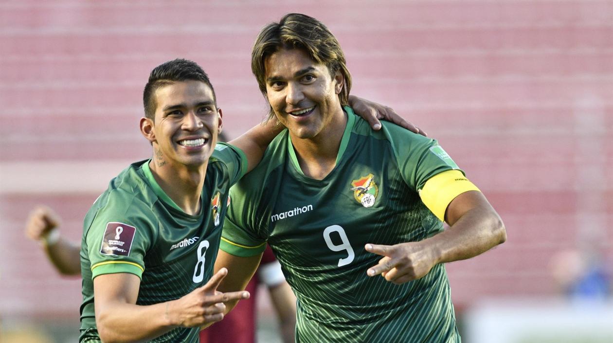Bolivia le ganó 3-1 a Venezuela por Eliminatorias