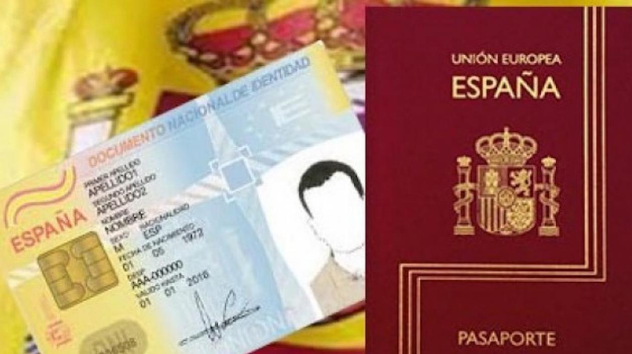 Colombianos y ecuatorianos, entre los que más se nacionalizaron españoles en 2020