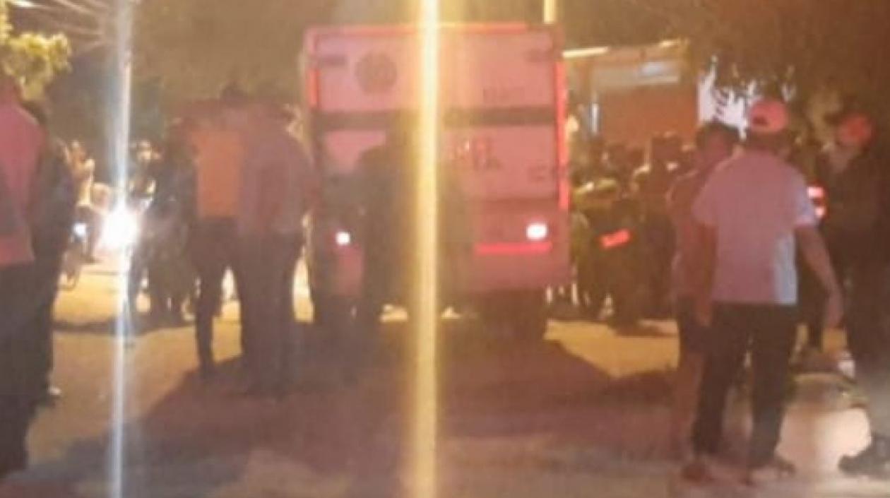 Hombre en una barbería fue asesinado a tiros en Santa Marta