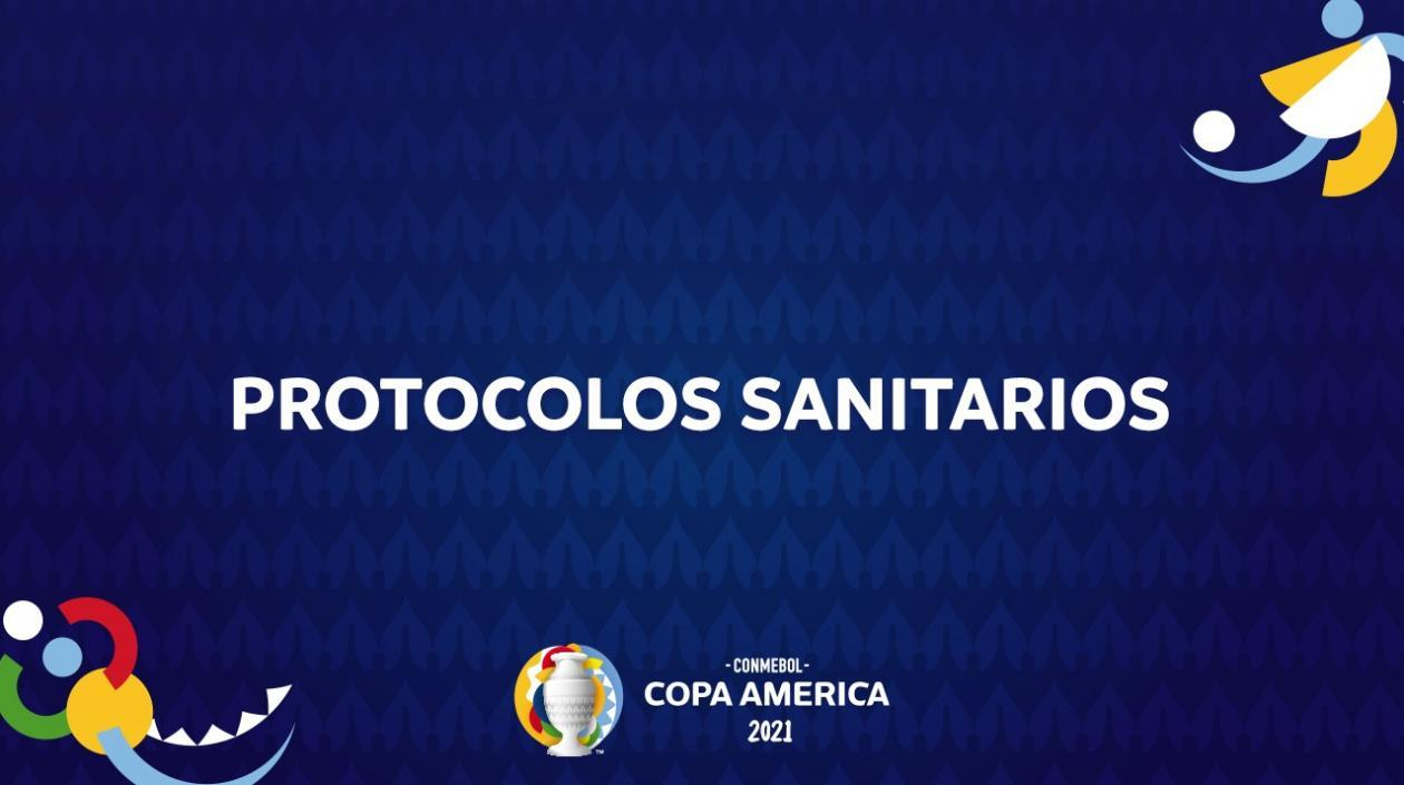 """Conmebol publica su protocolo de """"burbuja sanitaria"""" para la Copa América"""