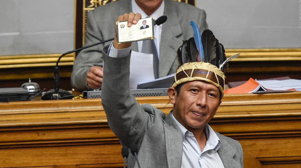 Oposición venezolana denuncia presencia del ELN en territorios indígenas de ese país