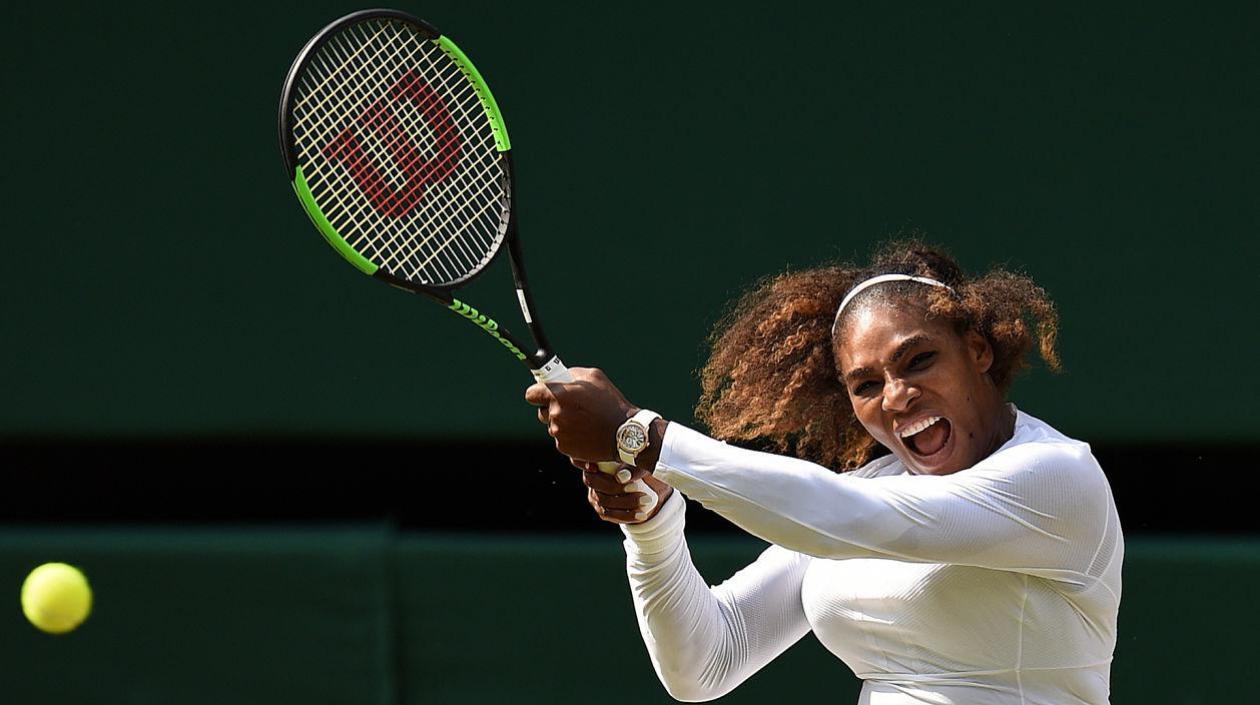 La tenista Serena Williams anunció que no participará en los Juegos Olímpicos