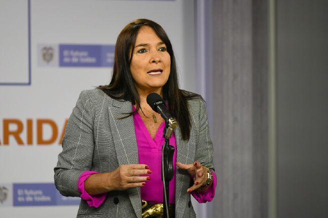 Susana Correa admite que solo dos casas nuevas se han entregado en Providencia