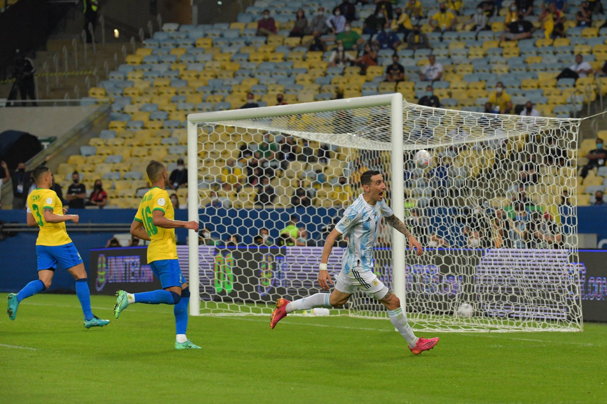Maracanazo!! La Argentina de Messi se corona campeón de América tras vencer en la final a Brasil