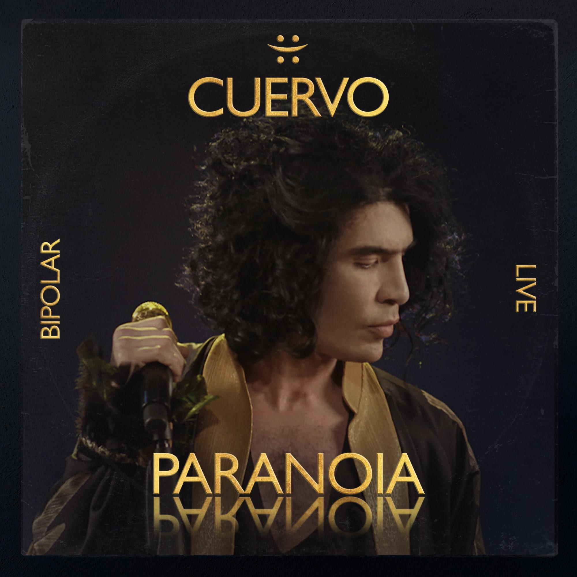 """Andres Cuervo presenta """"paranoia"""", primer sencillo de su ep """"BIPOLAR"""""""