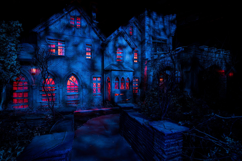 Casa embrujada inspirada en la serie de Netflix debuta en Halloween Horror Nights de Universal