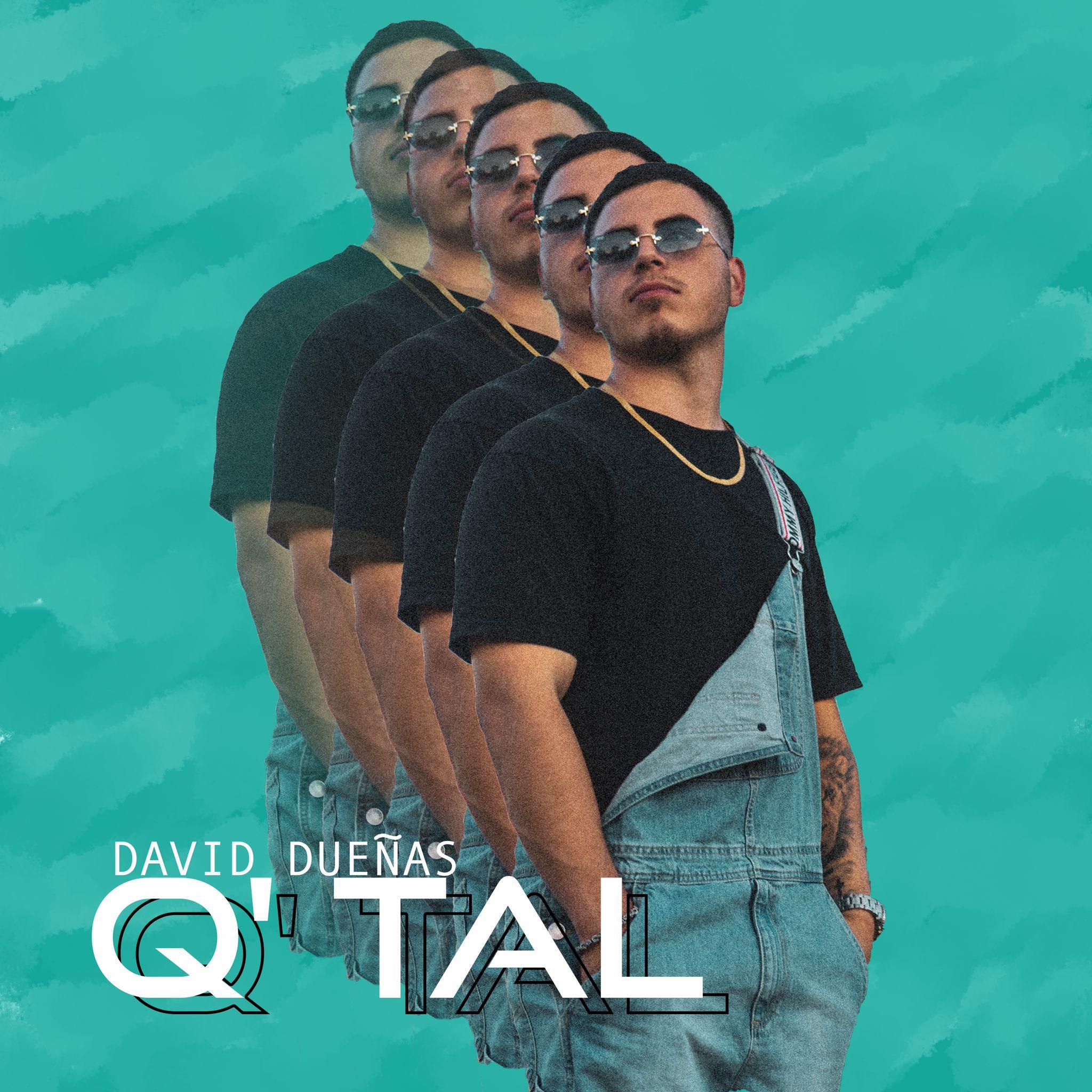 El cantante colombiano David Dueñas presenta 'Q' Tal' Una oda a la conquista – @DavidDuenas97
