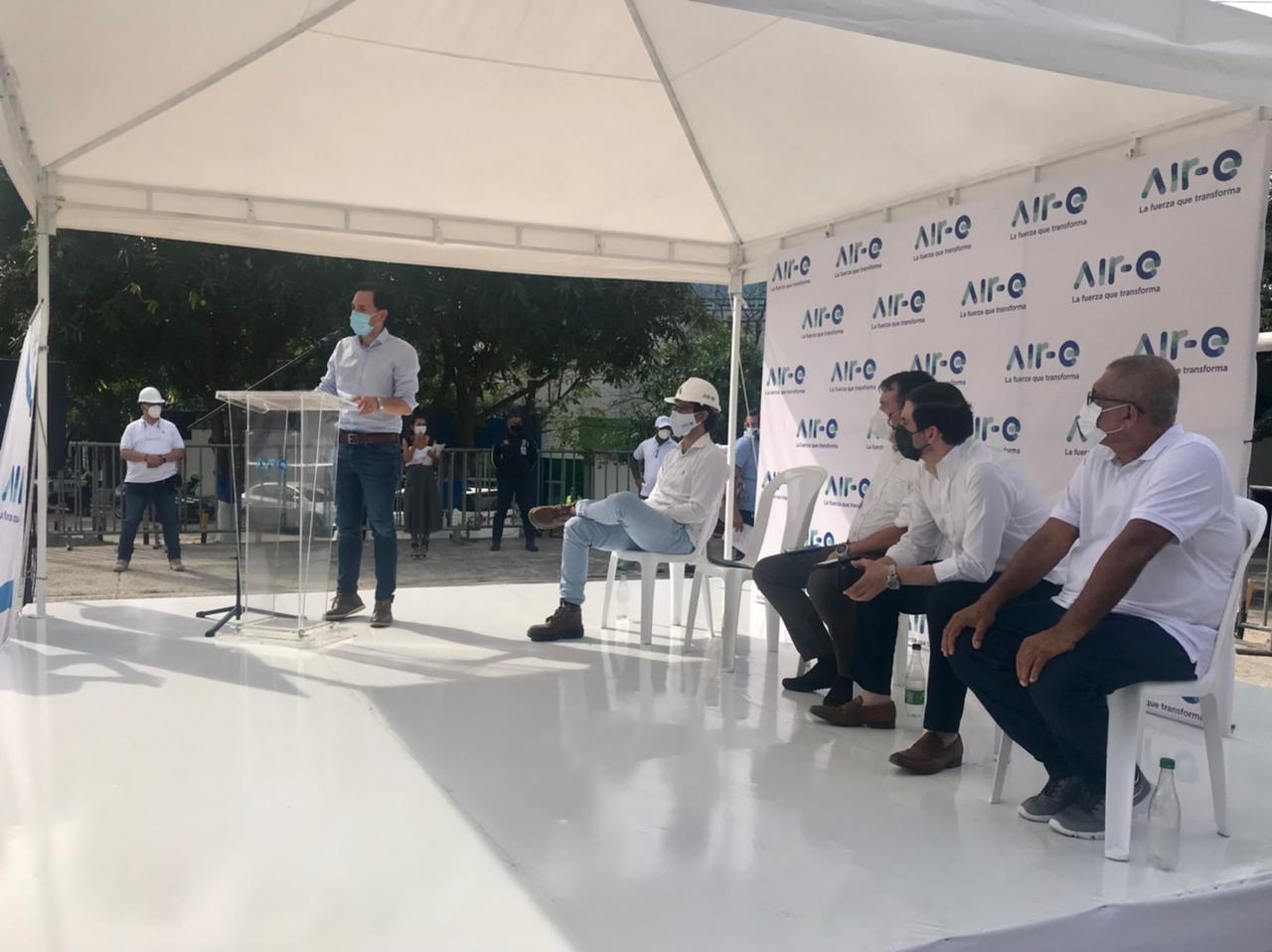 Inauguran obras de medida inteligente en el barrio La Unión – @aire_energia