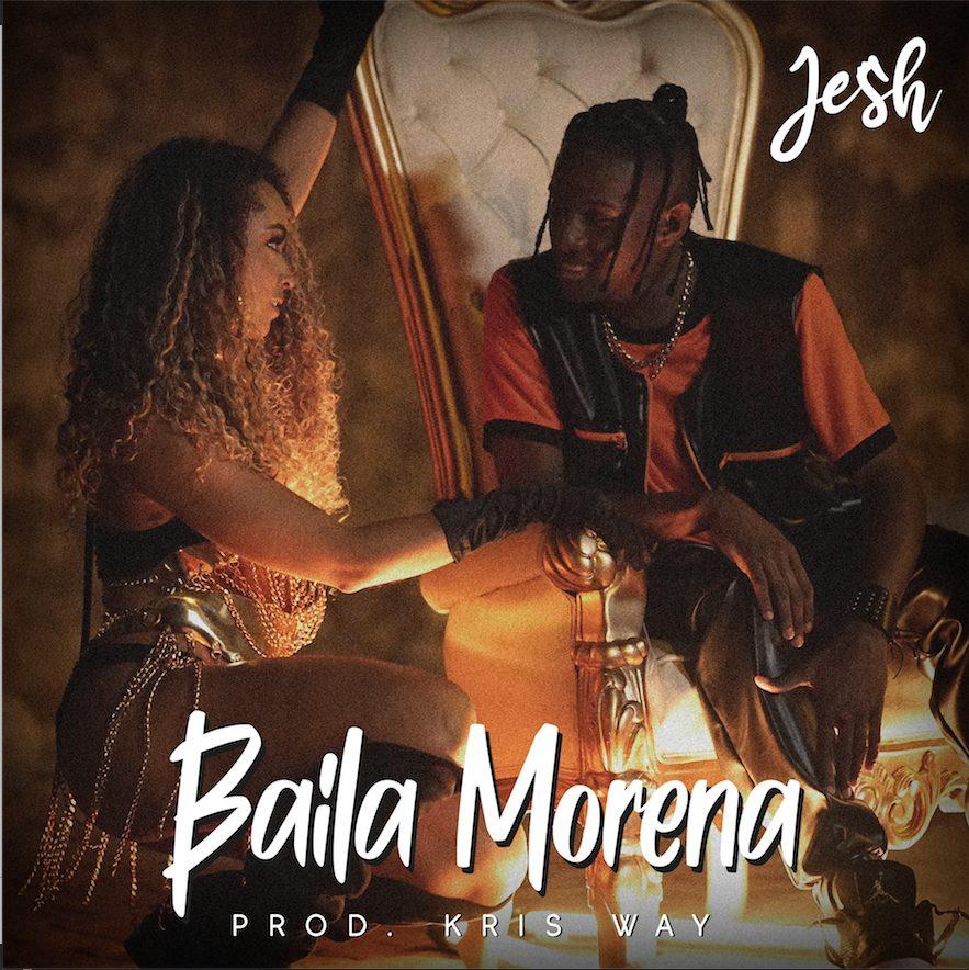 """Jesh le apuesta a la sensualidad con su nuevo sencillo """"Baila Morena"""""""