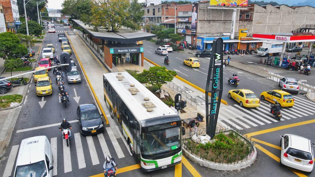 Metroplús en la Avenida Oriental inició hoy operación comercial, movilizará 16.000 usuarios por día