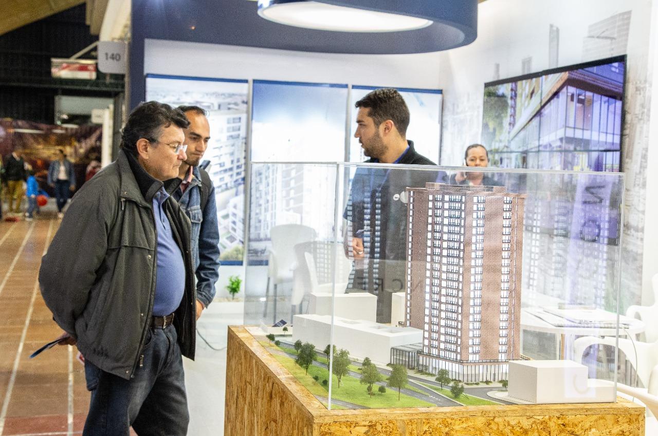 La XV versión del gran salón inmobiliario le apuesta a la presencialidad y la reactivación del sector inmobiliario