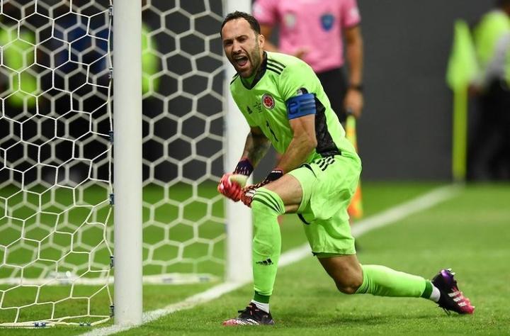 Ospina se hizo grande y Colombia avanza a semifinales de Copa América eliminando a Uruguay