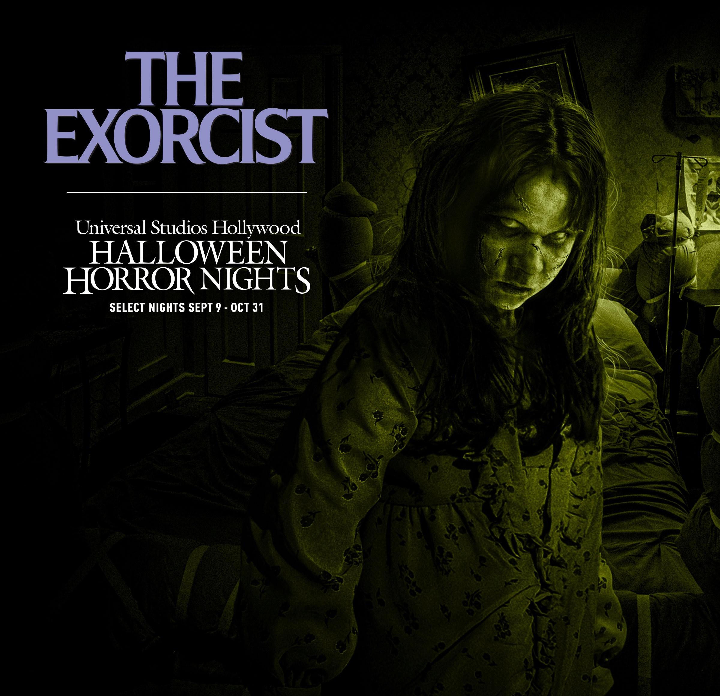 Universal Studios Hollywood anuncia más dos casas embrujadas y boletos en venta para Halloween Horror Nights