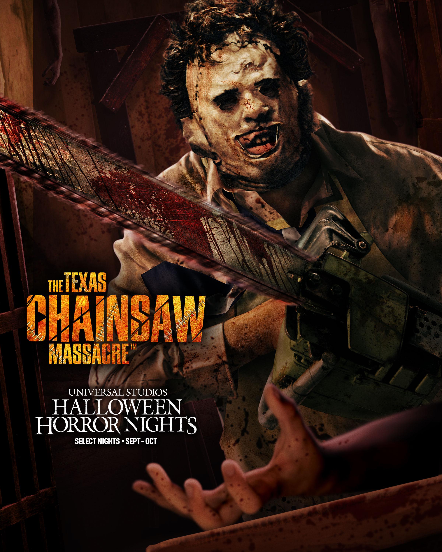 Los clásicos del terror invaden Halloween Horror Nights de Universal Studios con nuevas casas embrujadas