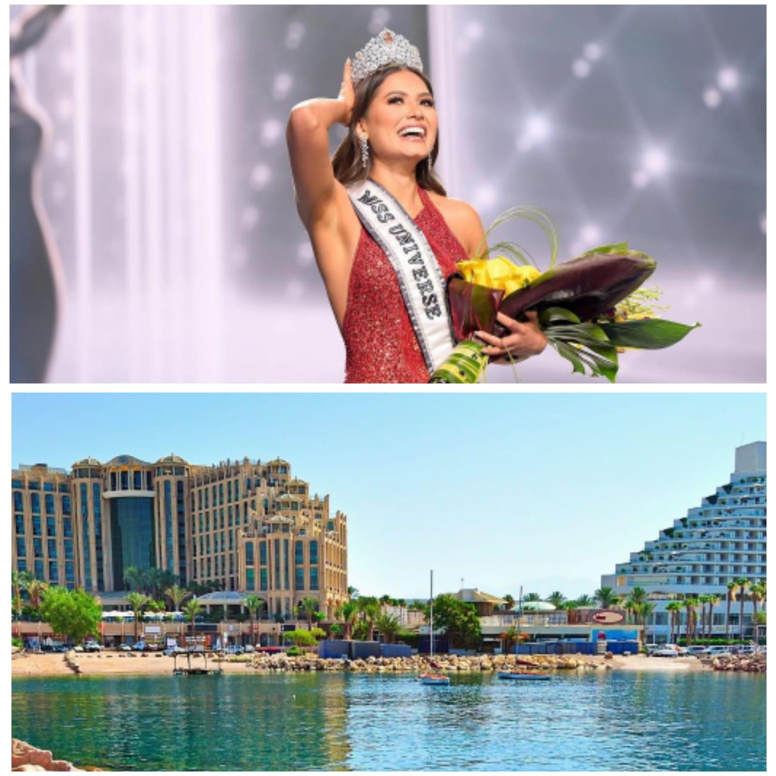 Sorpresivo, Israel la nueva sede de Miss Universo 2021