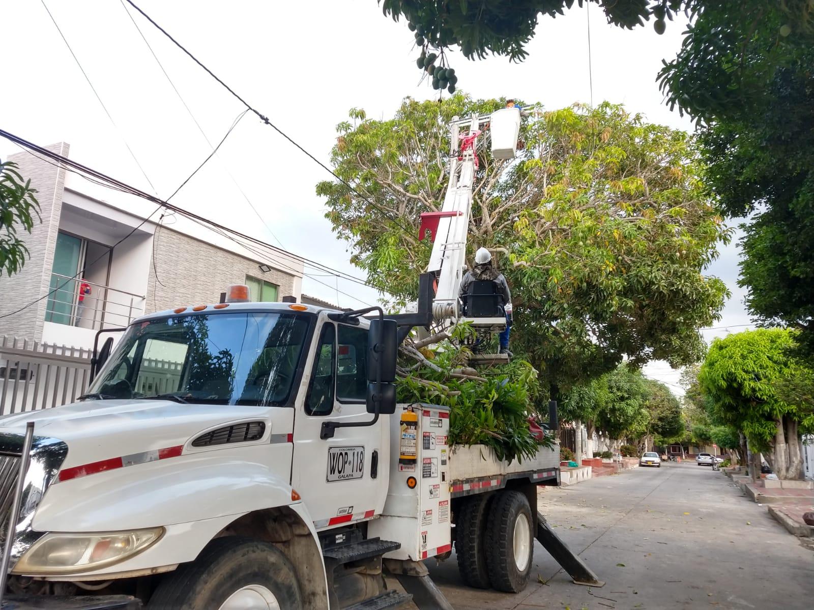 Este martes 6 de julio Trabajos de mejora de redes en El Carmen y El Silencio – @Aire_Energia