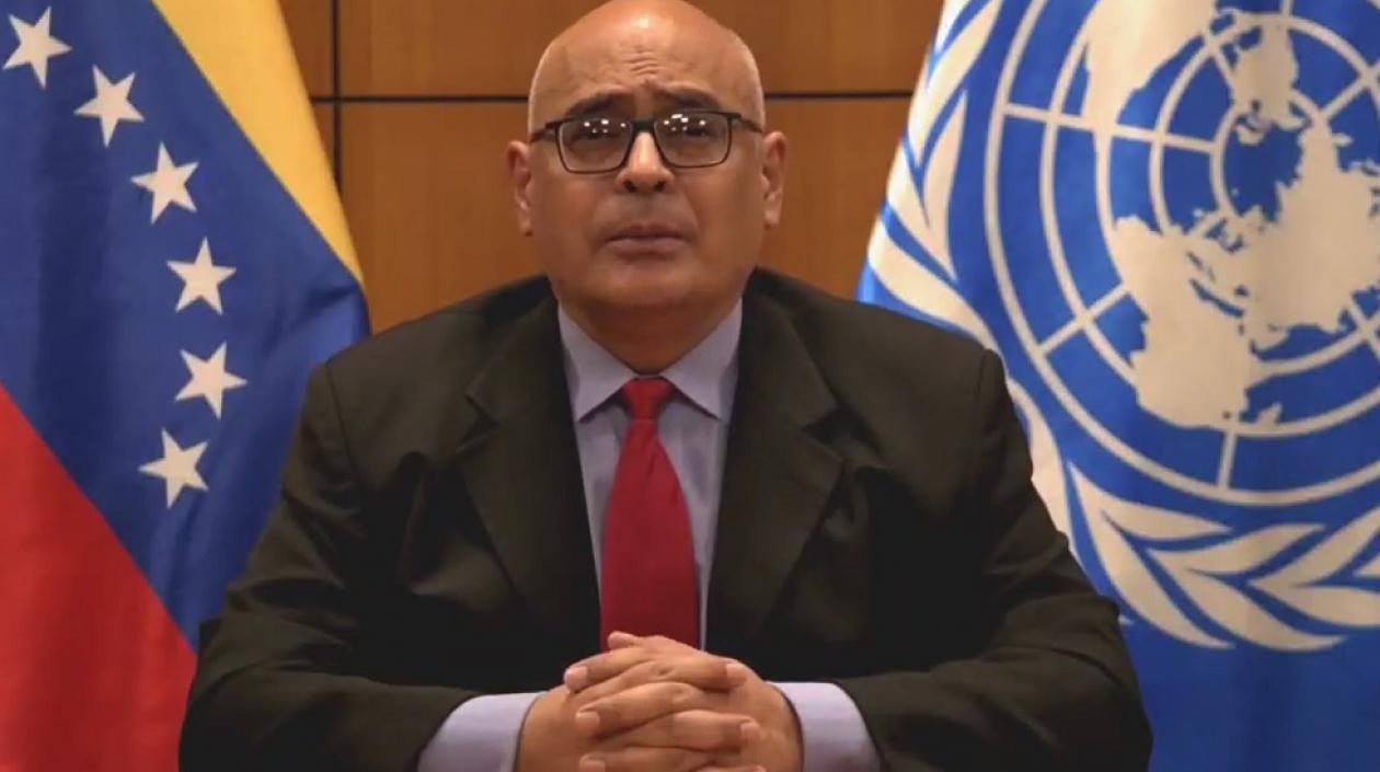 """Venezuela pide ante la ONU que vacunas anticovid sean """"bien público global"""""""
