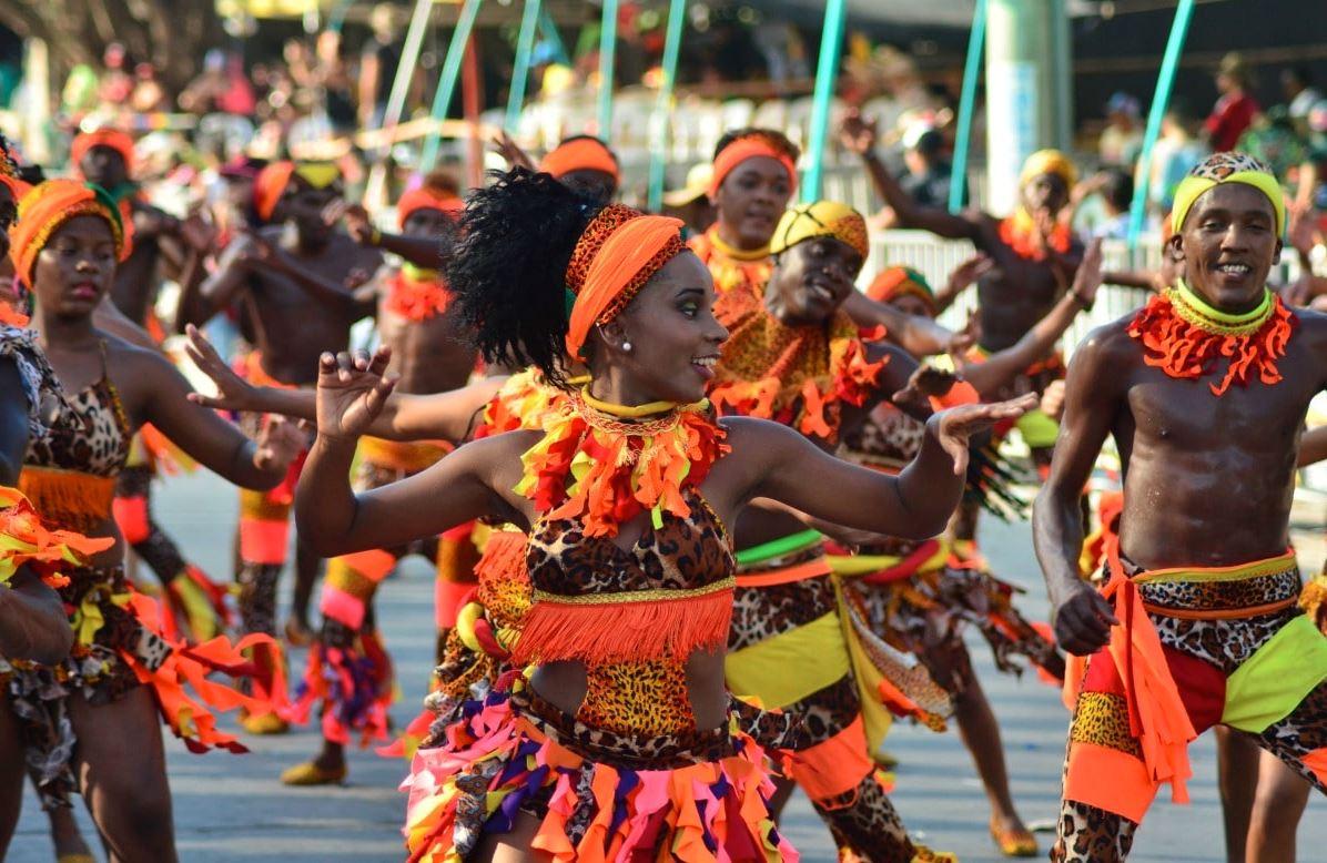 Carnaval de Barranquilla invitado especial por la Embajada de Colombia con sede en la República de Kenia