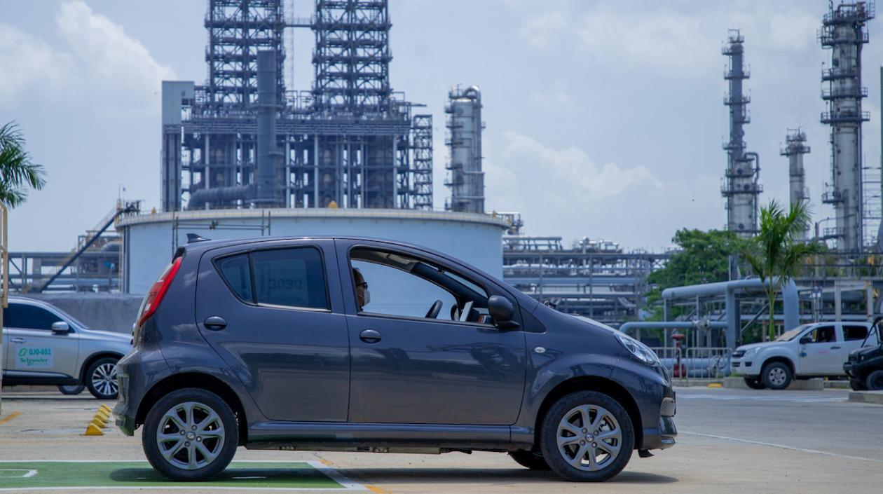 Ecopetrol incorpora flota de vehículos eléctricos a sus operaciones en Colombia