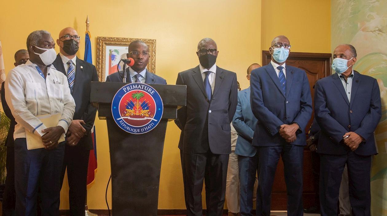 Funeral de Estado de Presidente de Haití se realizará el 23 de julio