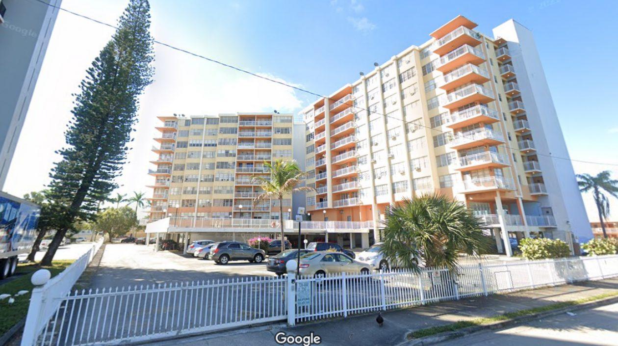 Ordenan la evacuación de edificio de 156 apartamentos tras inspección en Miami-Dade