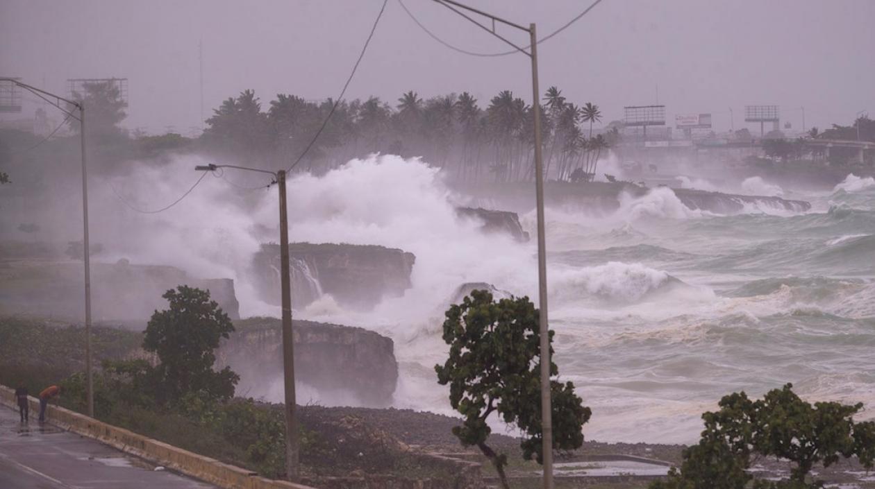 Este lunes Florida afrontará la llegada de la tormenta 'Elsa'