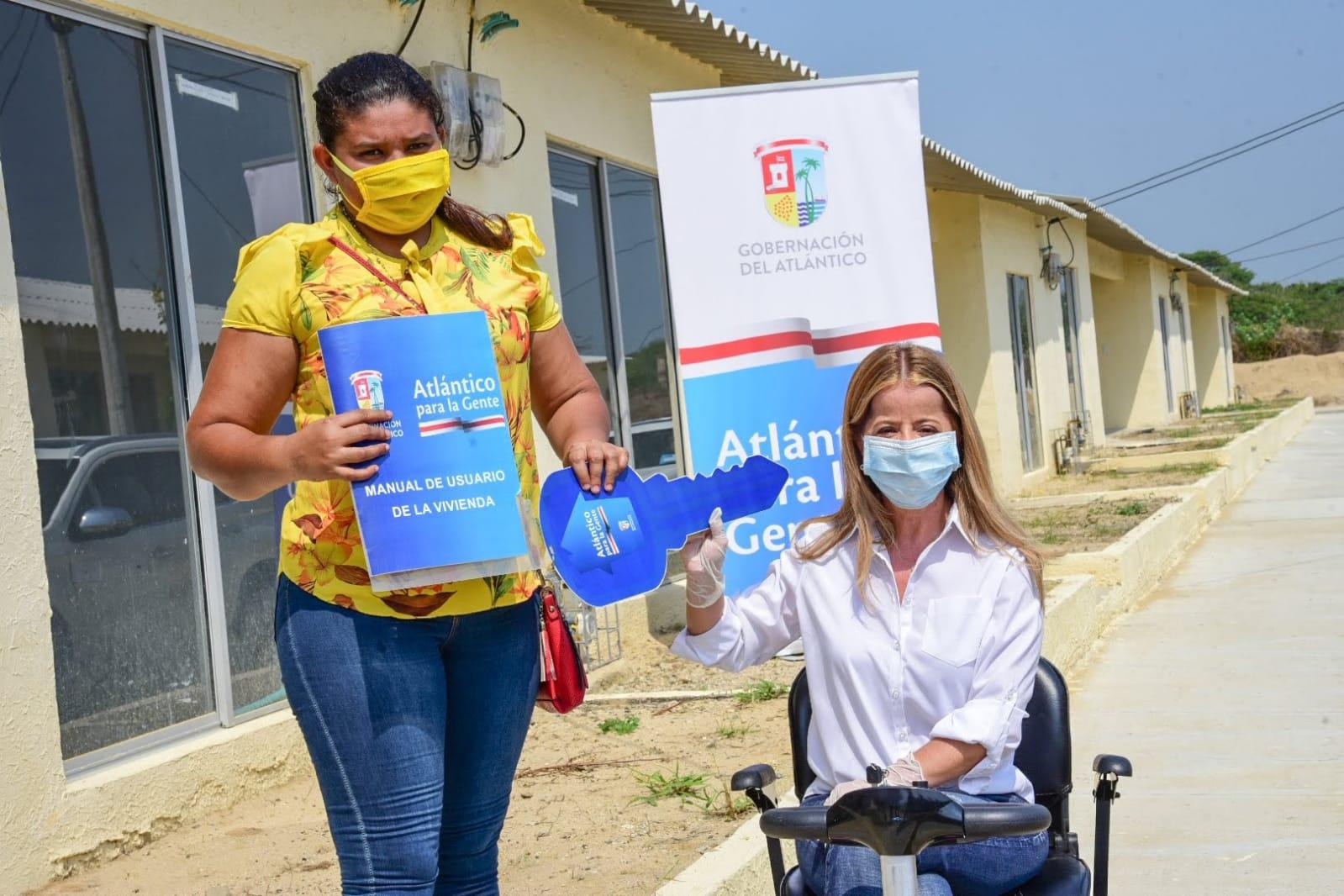 'Vivienda para la Gente' entregó 35 nuevos subsidios en Atlántico