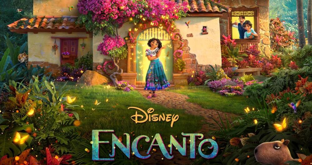 """Disney presenta el tráiler oficial de """"Encanto"""" la película animada ambientada en Colombia"""