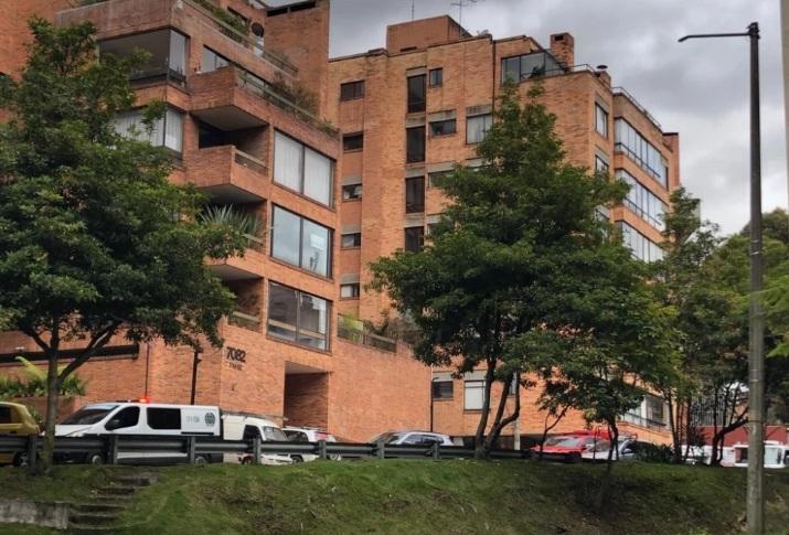 Explosión en un apartamento al norte de Bogotá dejó un herido