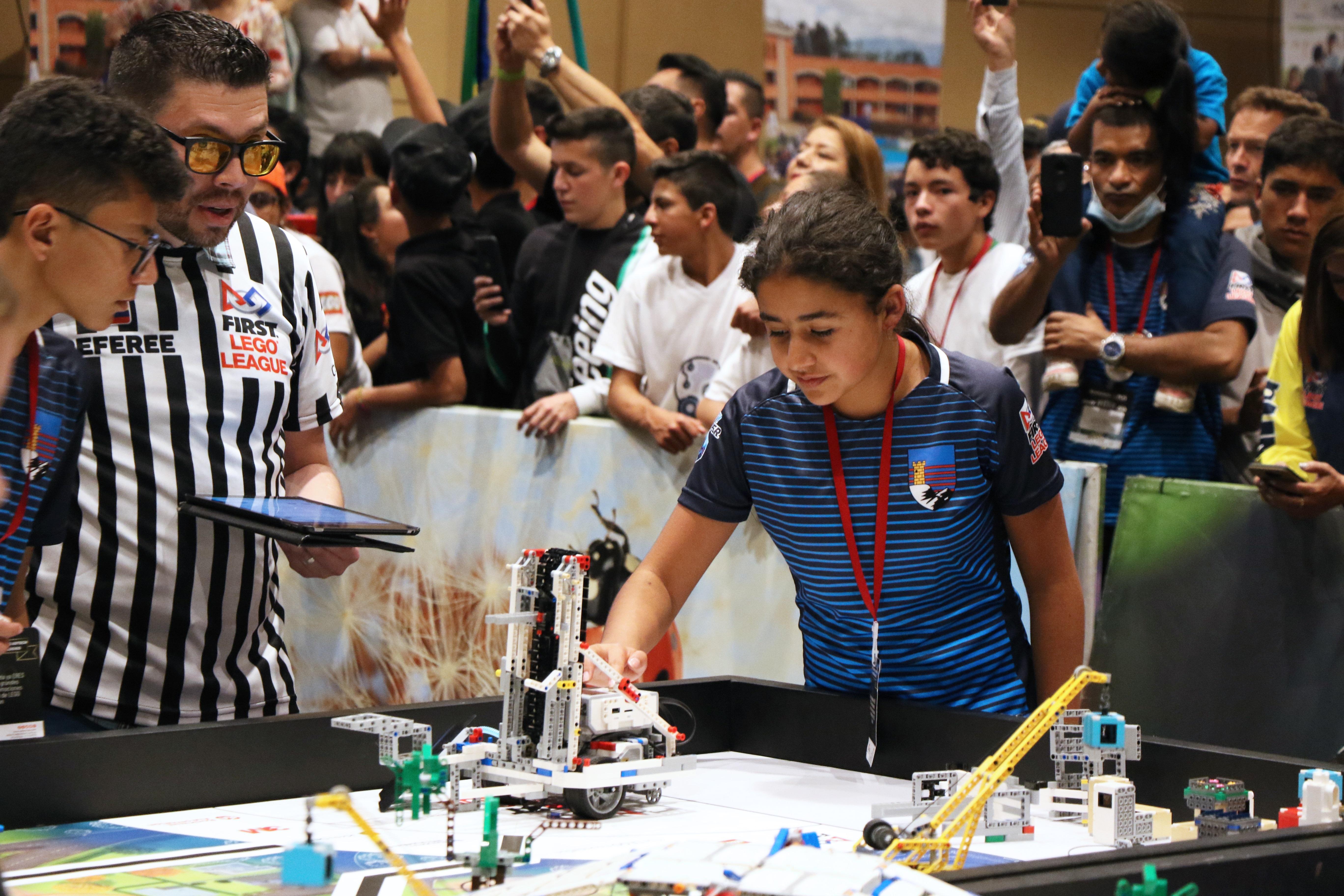 Llega la final de Competencia nacional FIRST LEGO League Colombia 2021
