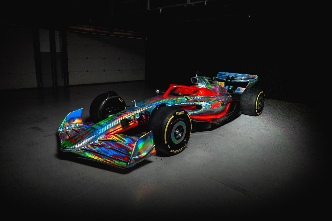 Fórmula 1 usa AWS para desarrollar la próxima generación de sus automóviles de carrera