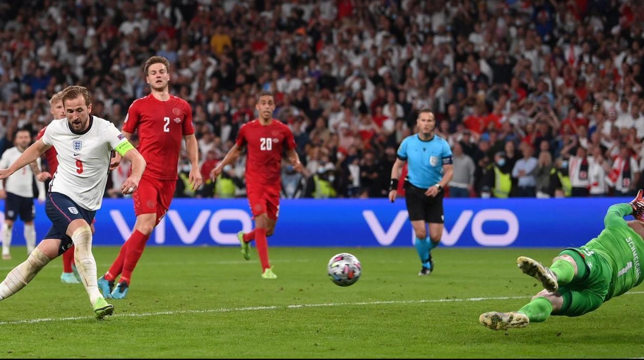 Inglaterra vuelve a jugar una final después de 55 años: Es finalista de la Euro 2020
