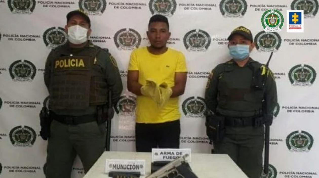 Hombre que presuntamente mató a una joven con quien estuvo departiendo en Bosconia fue enviado a la cárcel