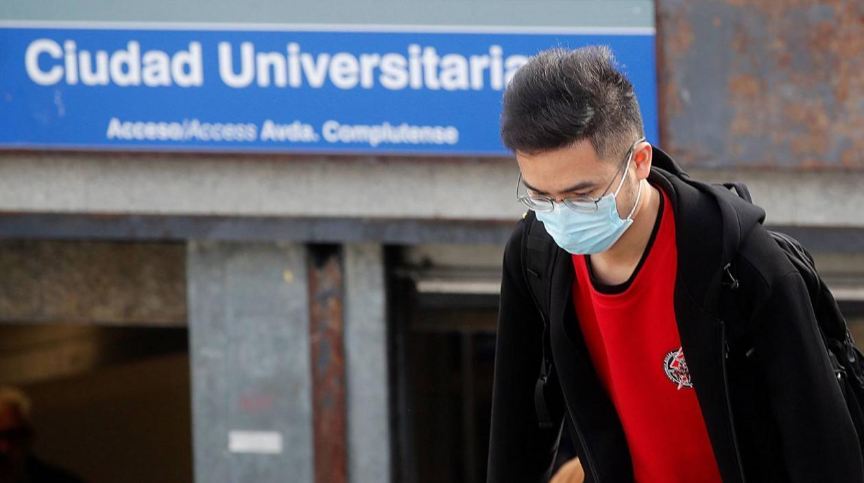 España vuelve a riesgo extremo con el Coronavirus
