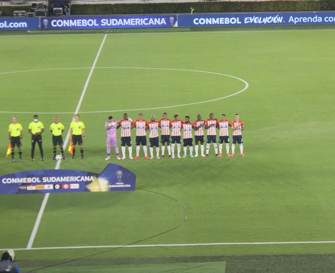 Junior intentará hacer una 'heroica' en Paraguay cuando enfrente a Libertad en la vuelta de Sudamericana