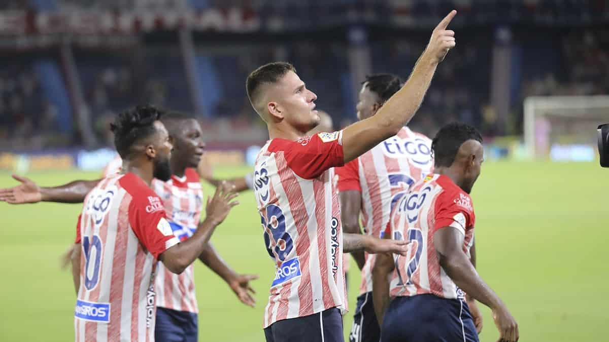 Junior venció a Envigado obteniendo su primera victoria en la Liga Betplay 2021-II – @juniorclubsa