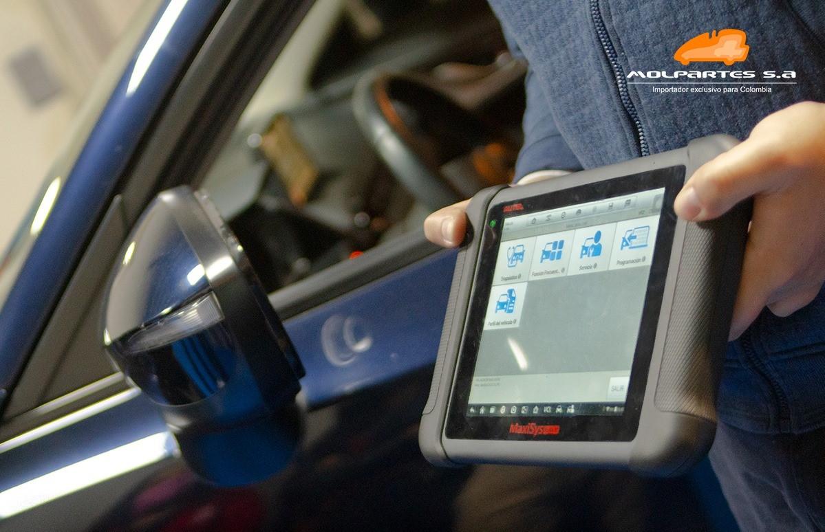 En el marco de Expopartes virtual 2021, Molpartes planea grandes lanzamientos para el sector automotriz