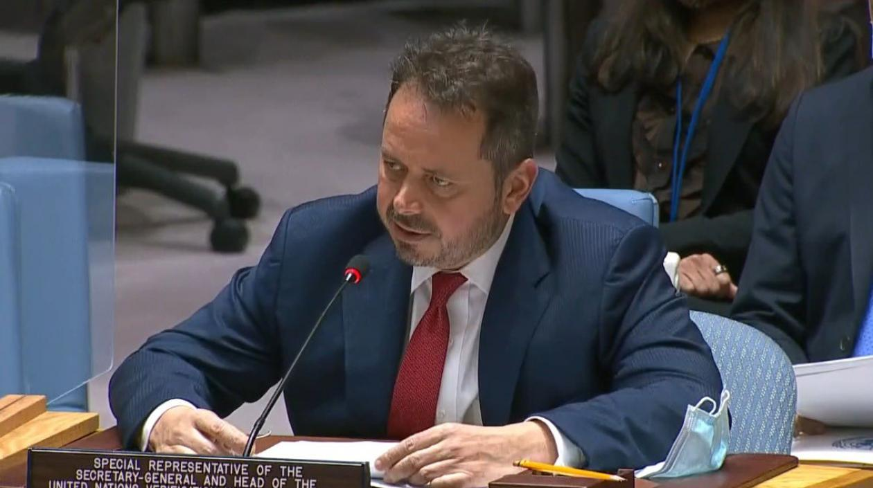 ONU pidió a Colombia más seguridad en áreas históricas de conflicto con FARC