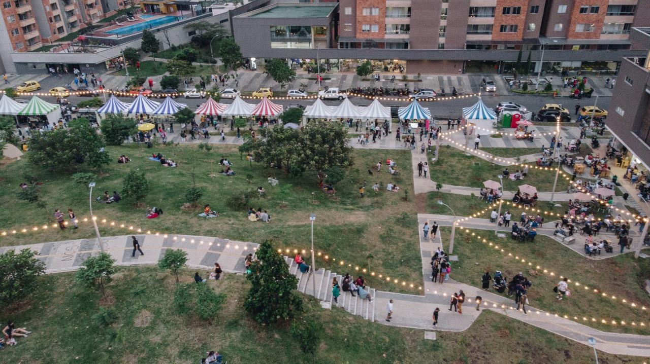 Concluyó la edición 13 de la Parada Juvenil de la Lectura en Medellin