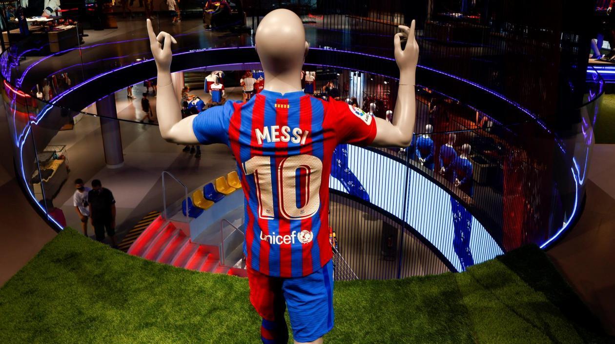 FC Barcelona aún mantiene la esperanza de poder fichar a Messi en los próximos días